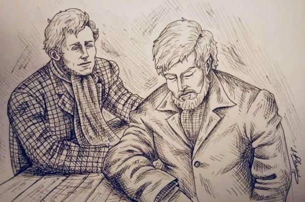 Joe and Paddy